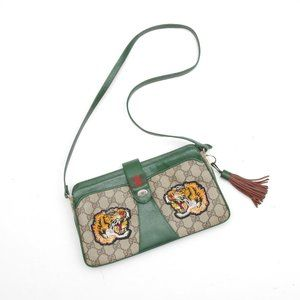 Gucci Ophidia Vintage Custom Tiger Patch Purse